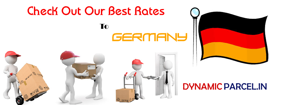Courier to Germany from India