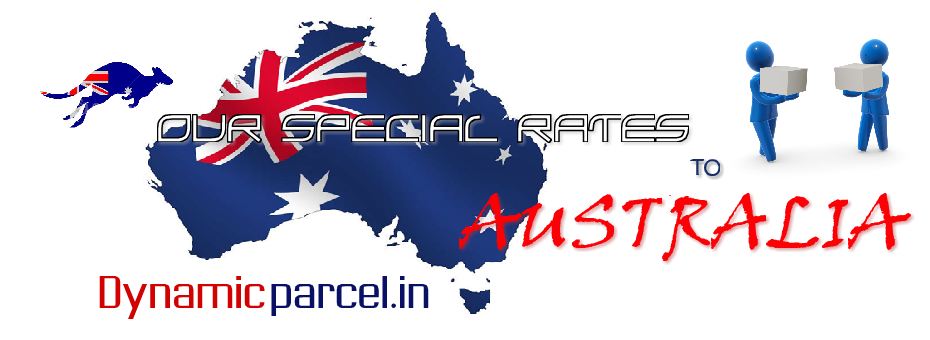 Courier to Australia from India