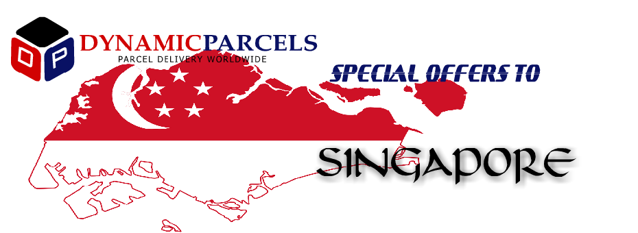 Courier to Singapore from India