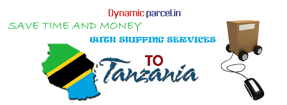 Courier to Tanzania From India
