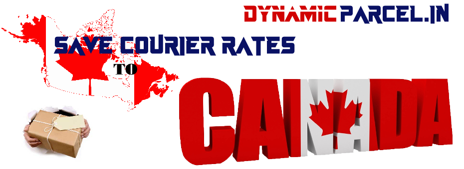 Courier to Canada from India