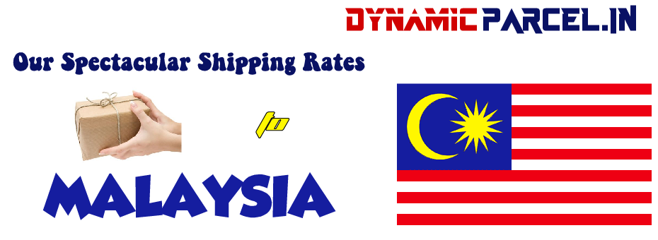 Courier to Malaysia from India