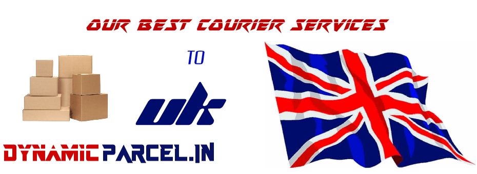 Courier to UK from India